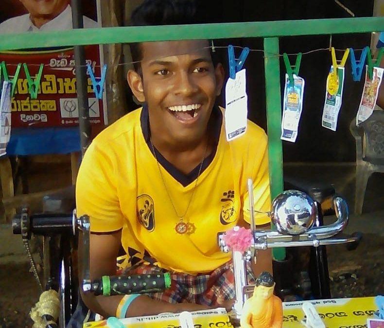Een winkel voor Rashmika