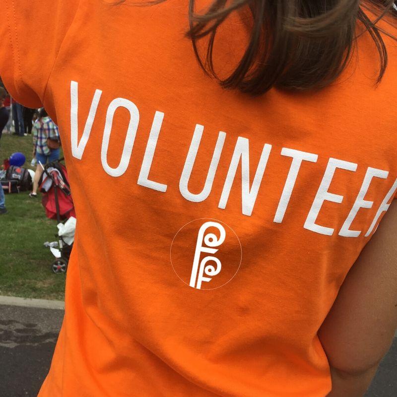 Kom in actie ... word vrijwilliger!